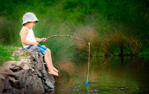 Интересные загадки про речных рыб для детей