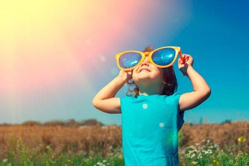 Красивые стихи про солнышко для детей