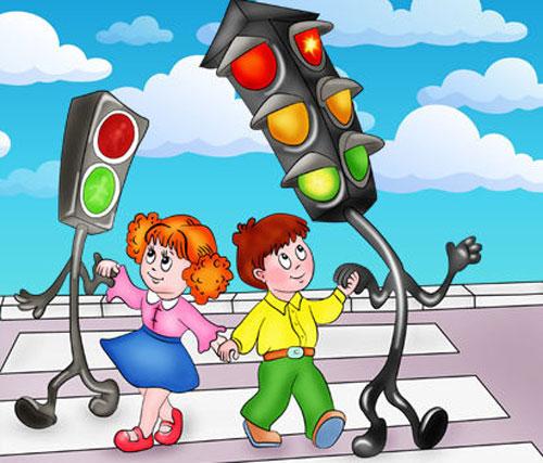 Стихи про светофор для маленьких детей