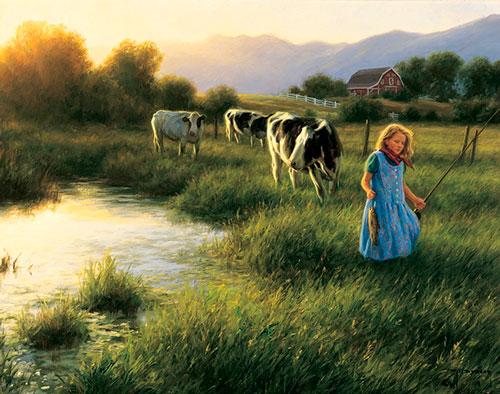 Интересные детские загадки про корову с ответами