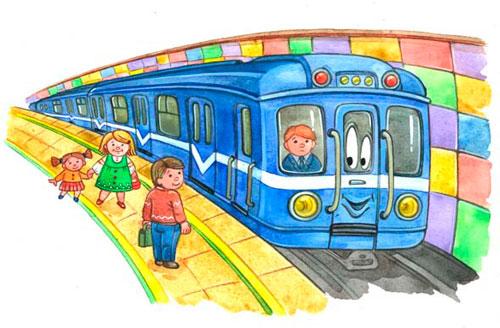 Интересные загадки про транспорт для детей 5-7 лет