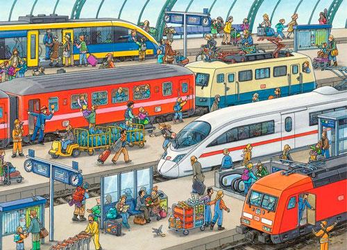 Детские загадки про транспорт