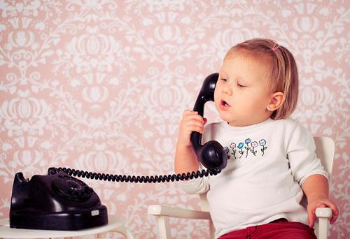 Детские загадки про телефон