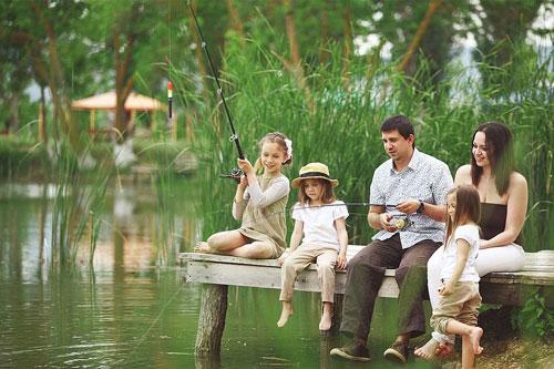 Семейная фотосессия летом: лучшие идеи
