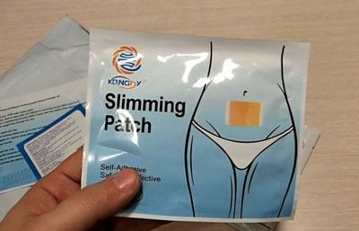 как пользоваться пластырем для похудения женщине