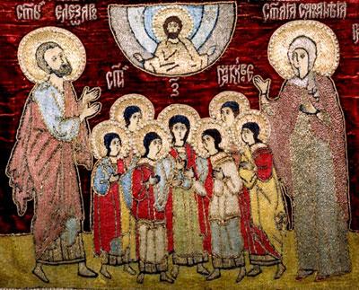 история праздника Медовый спас для детей