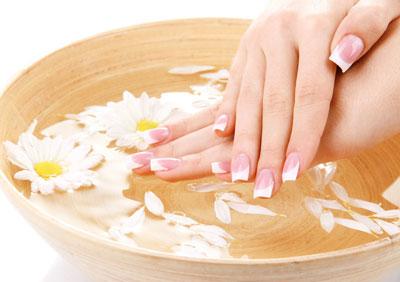 Спа процедуры для рук: ванночки