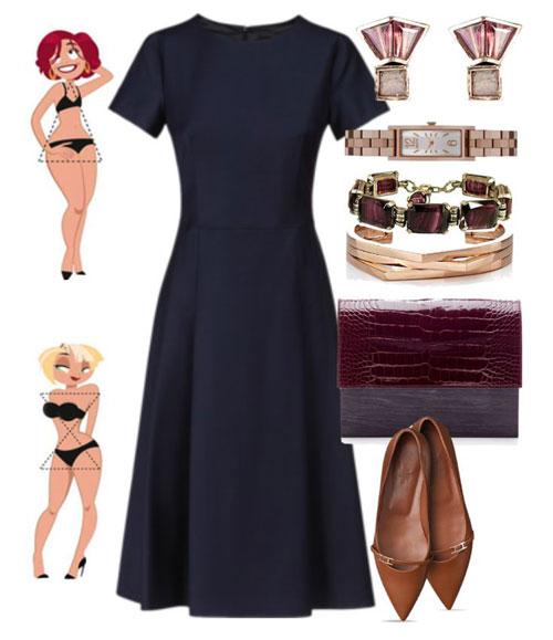Как одеться на 1 сентября маме: платье