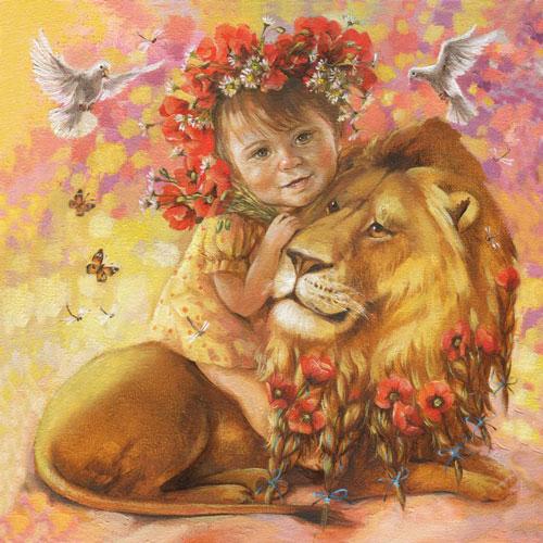 Загадки про льва с ответами для детей