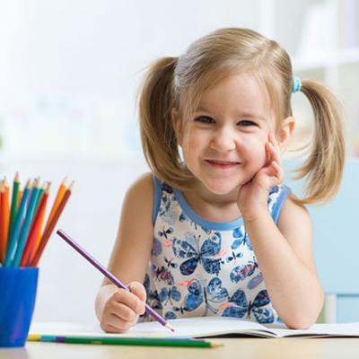 Причина неправильного захвата карандаша