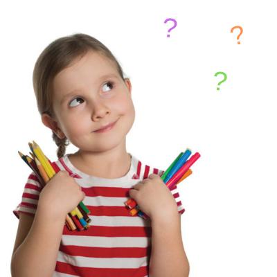Правильный выбор письменных принадлежностей для ребенка