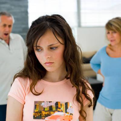 Родительское вмешательство