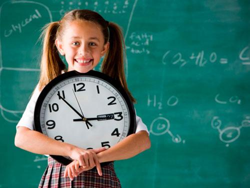 Загадки про время с ответами для детей