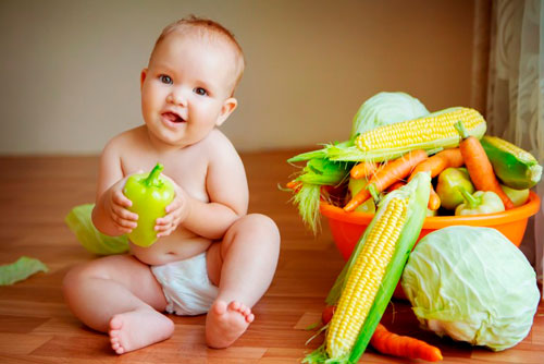 Загадки про еду с ответами для детей 5-7 лет