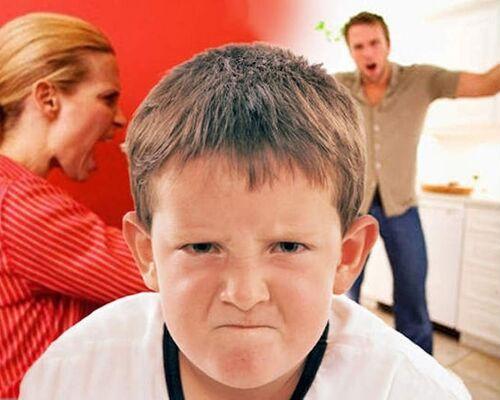 Что делать если ребёнок стал агрессивным в 7 лет