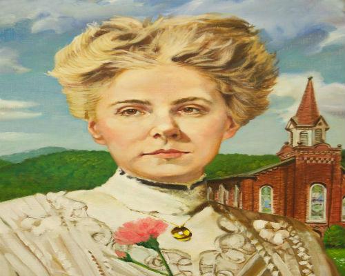 история праздника день Матери: Джулия Уорд