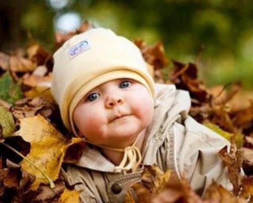Детская осенняя фотосессия 7