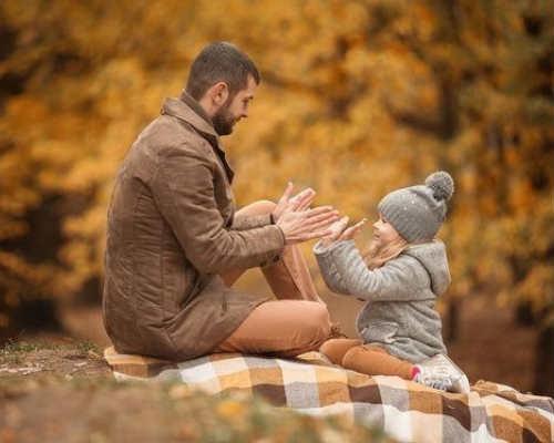 Осенняя фотосессия с детьми 3