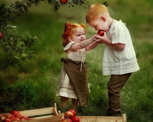 Краски осени: детская фотосессия 6