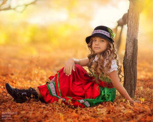 Осенняя фотосессия 1