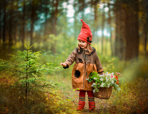 Загадки про лес c ответами для детей