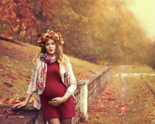 Фотосессия для беременных 6