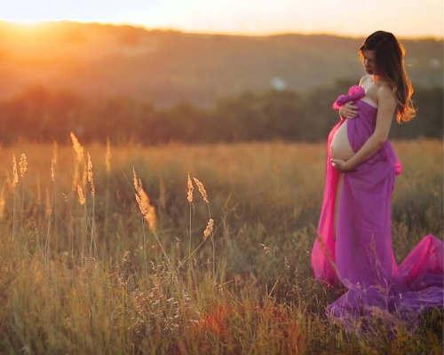 Фотосессия беременных на природе 4