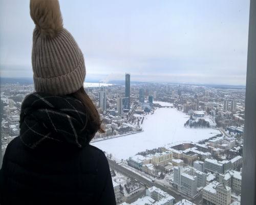 Вид с высоты