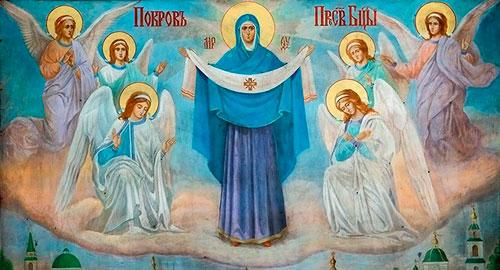 Покров Богородицы: история праздника и народные приметы
