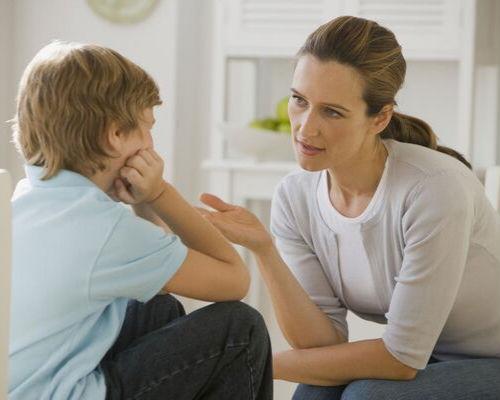 Доверительные отношения с ребенком
