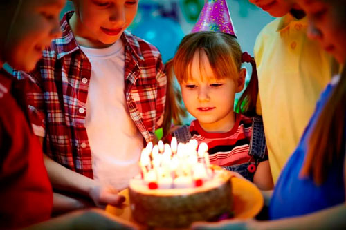 Загадки на день рождения для детей 5-7 лет