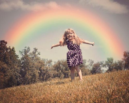 Интересные загадки про радугу с ответами для детей