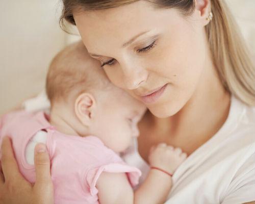 Какая должна быть хорошая мама для малыша