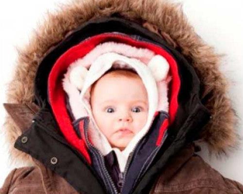 Чем чревато кутанье ребенка зимой