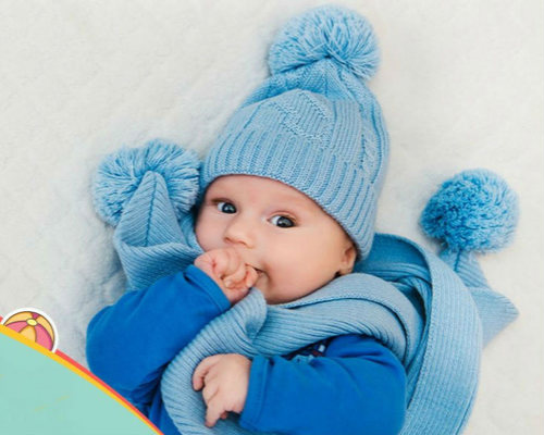 Выбираем малышу шапочку для прогулки