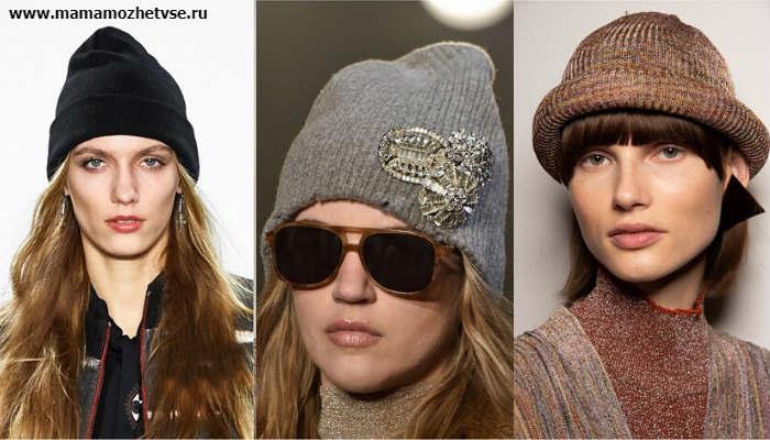 Эксклюзивная коллекция зимних шапок в 2019-2020 году 2
