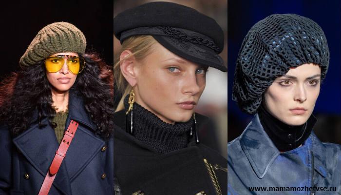 Эксклюзивная коллекция зимних шапок в 2019-2020 году 8