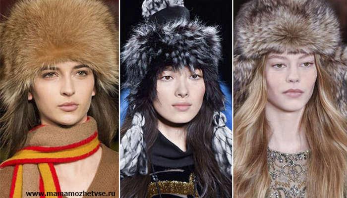Лучшие шапки осень-зима в 2019-2020 году 3