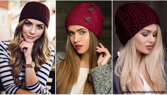 Лучшие шапки осень-зима в 2019-2020 году 9