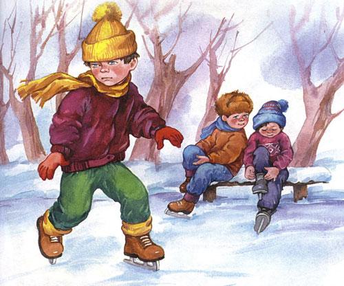 Загадки про лед с ответами для детей 5-7 лет