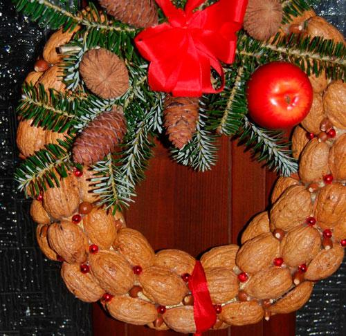 поделки из грецкого ореха