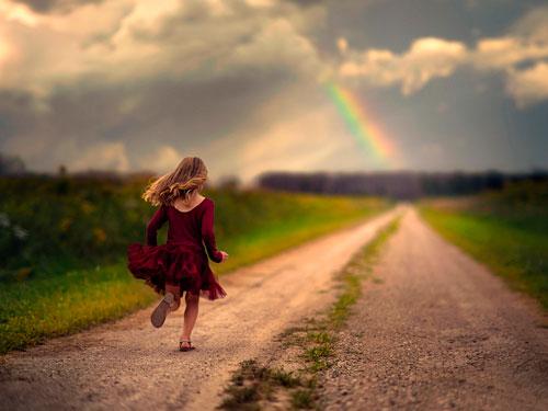 Интересные загадки про радугу с ответами для детей 5-7лет
