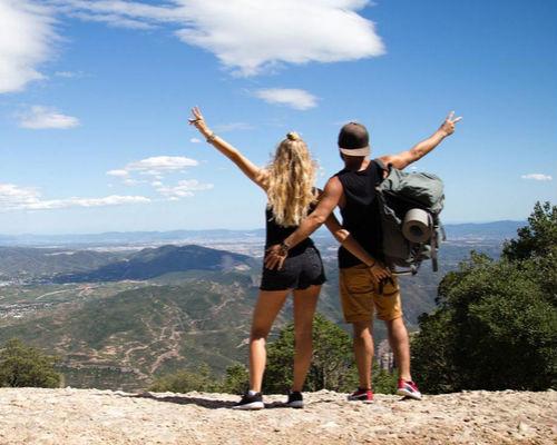 Устройте романтическое путешествие для двоих