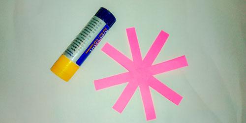 Идеи гирлянда из бумаги