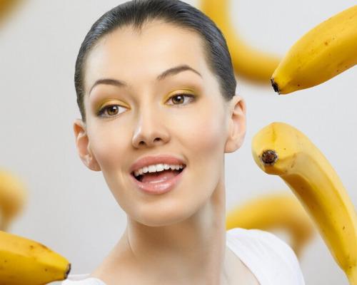 Маска с бананом для сухой кожи