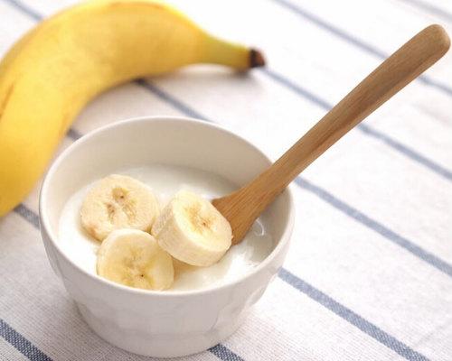 Маска с бананом для жирной кожи