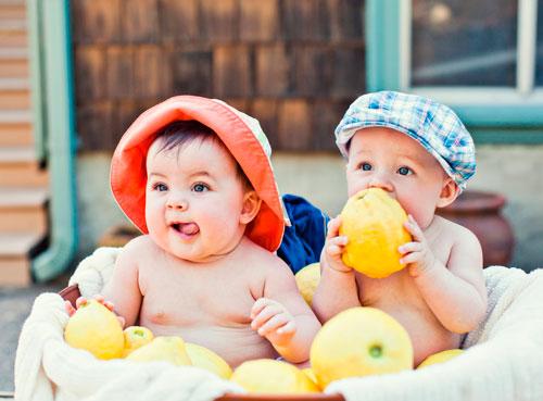 Загадки про лимон с ответами для детей