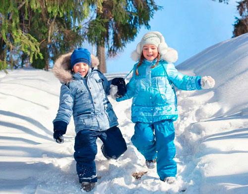 Красивые и трогательные стихи про зиму для заучивания для детей