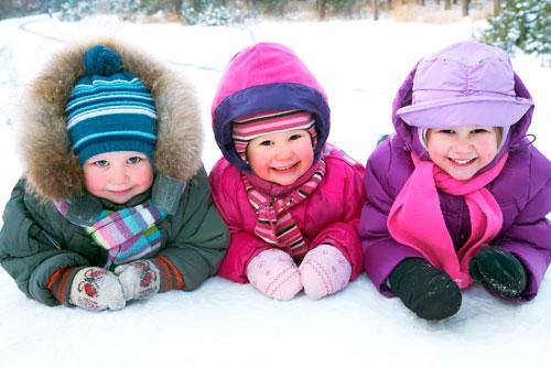 Загадки про зимнюю одежду с ответами