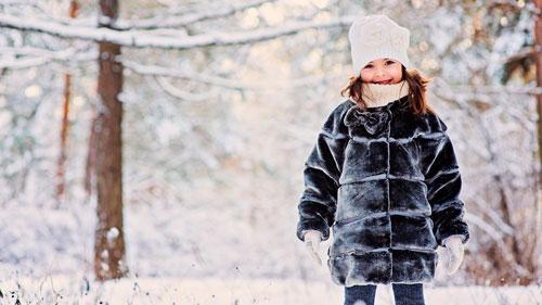 Красивые стихи про зиму для заучивания для детей